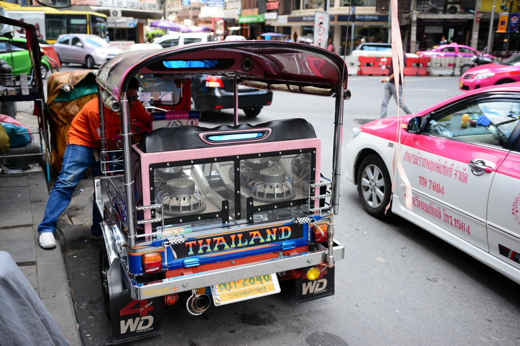 I like this tuktuk better though...