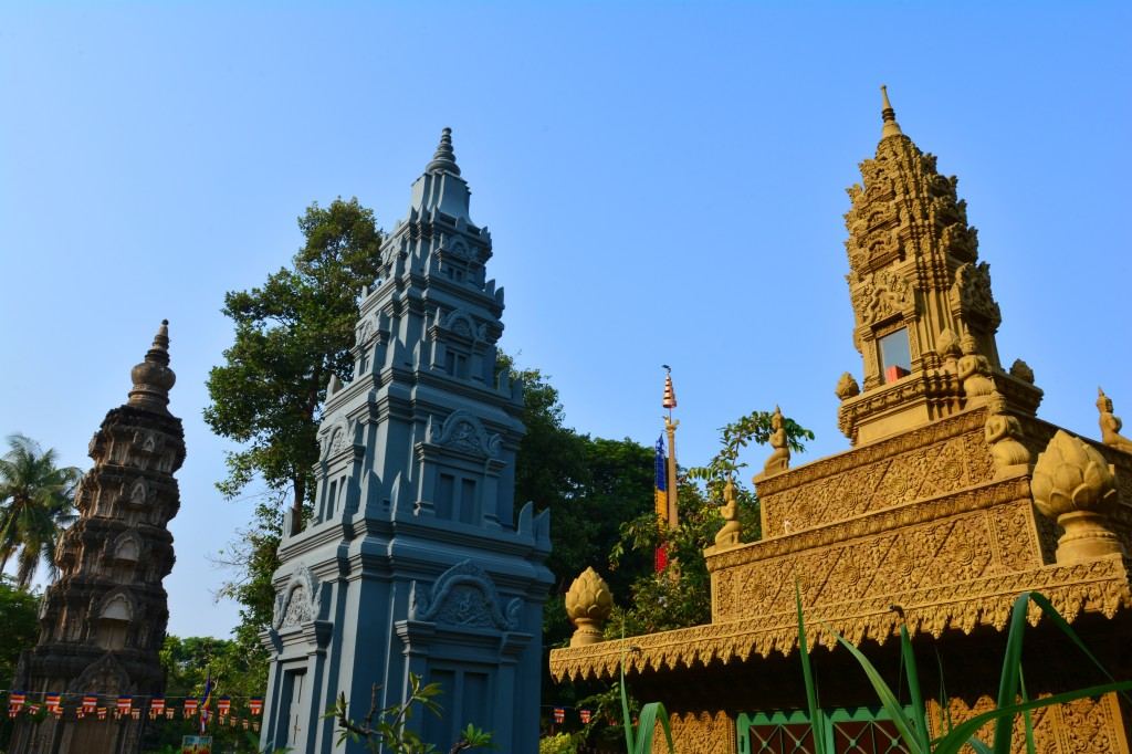 the neighborhood temple