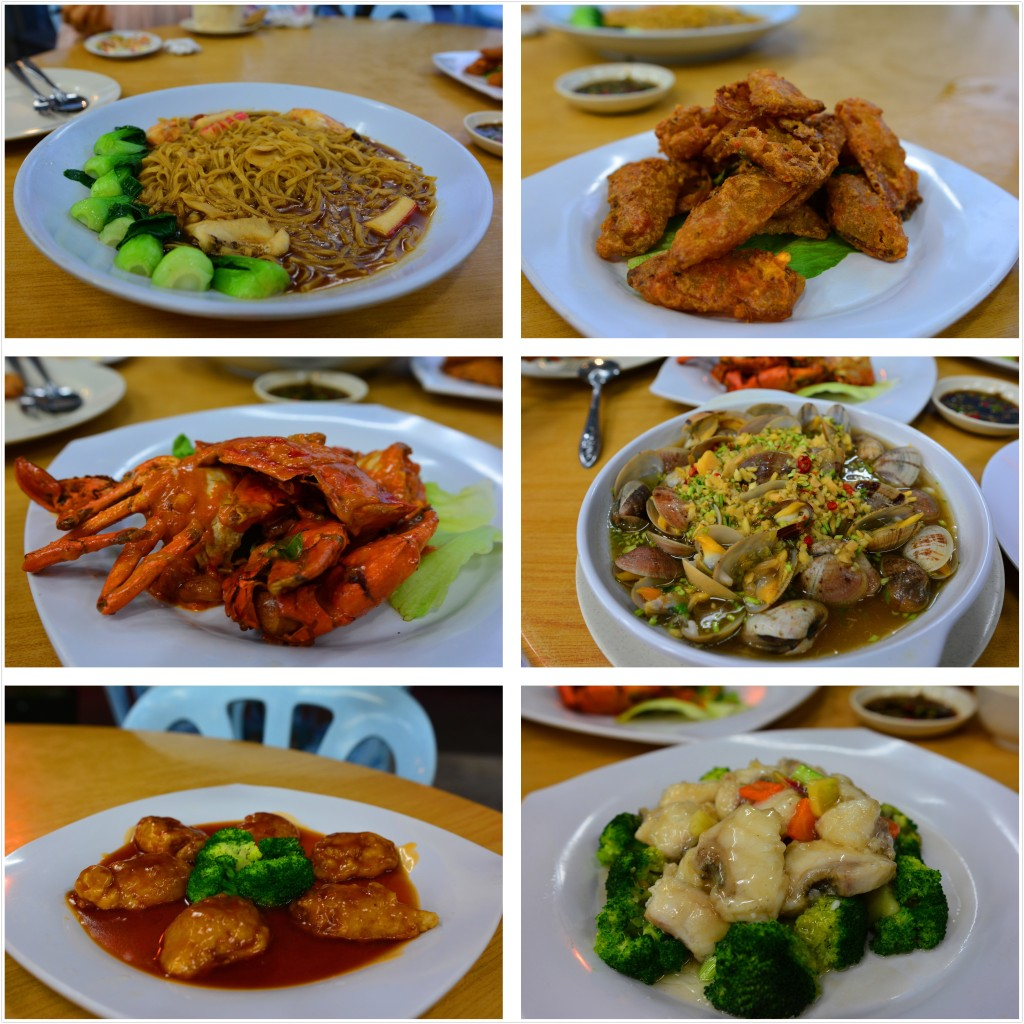 dinner at Star Chef in JB
