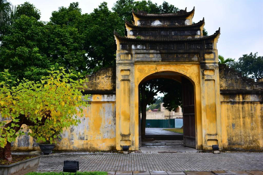 Thang Long Royal Citadel