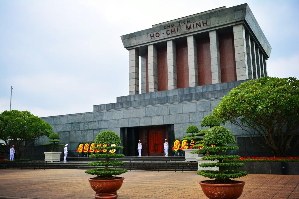 Ho Chi MinhMausoleum