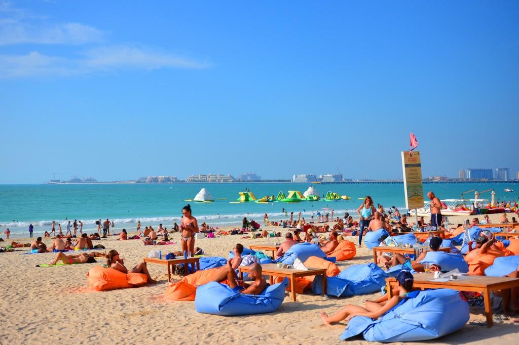 fancy a shisha on the beach?