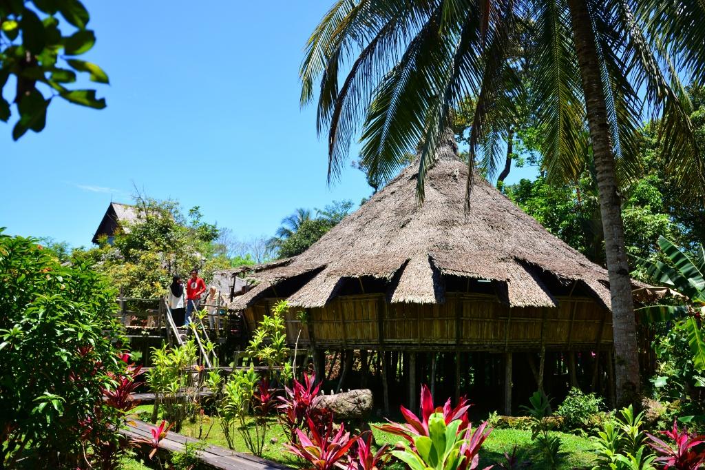 Bidayuh House