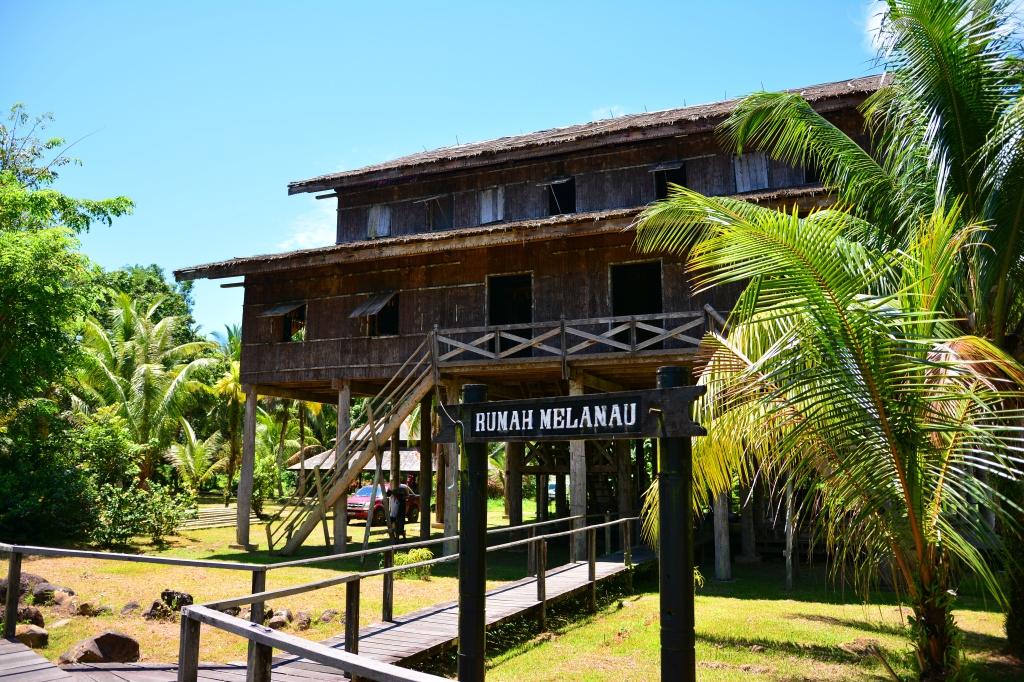 Melanau Tall House